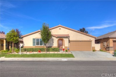 1428 Begonia Way, Beaumont, CA 92223 - MLS#: EV18273001