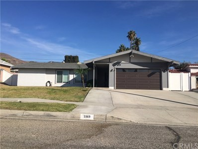 5969 Eucalyptus Drive, Highland, CA 92346 - MLS#: EV18273767