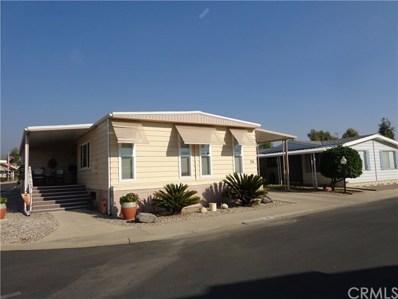 626 N Dearborn Street UNIT 56, Redlands, CA 92374 - MLS#: EV18273789