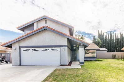 321 W Blue Jay Way, Ontario, CA 91762 - MLS#: EV18274162