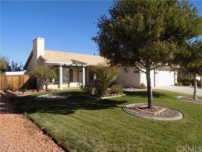 14454 Ponderosa Ranch Road, Victorville, CA 92392 - MLS#: EV18274585