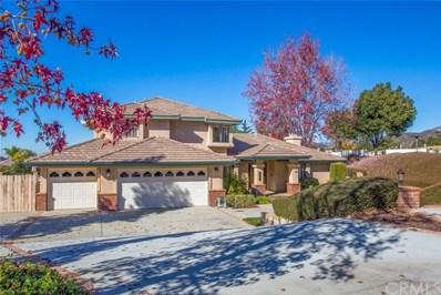 13536 Mesa Verde Drive, Yucaipa, CA 92399 - MLS#: EV18275340