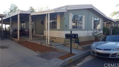 4040 Piedmont Drive UNIT 22, Highland, CA 92346 - MLS#: EV18277910