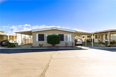 31816 Avenue E UNIT 80, Yucaipa, CA 92399 - MLS#: EV18279183