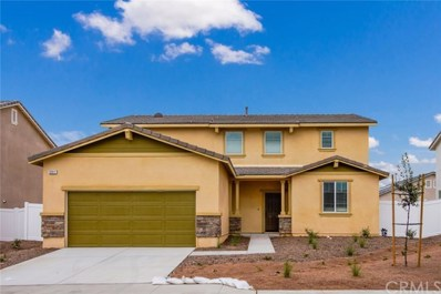 12917 Wainwright Lane, Moreno Valley, CA 92555 - MLS#: EV18279240