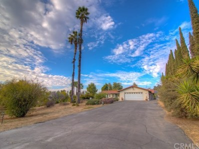 18400 Kross Road, Riverside, CA 92508 - MLS#: EV18279450