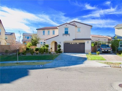 4760 Clarence Way, Fontana, CA 92336 - MLS#: EV18279473