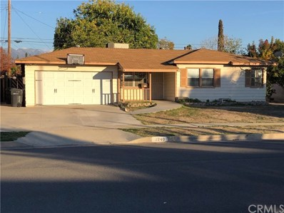 1240 Devon Place, Redlands, CA 92374 - MLS#: EV18284869