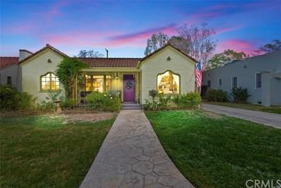 4275 Rosewood Place, Riverside, CA 92506 - MLS#: EV18287052
