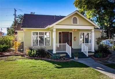 27 N Buena Vista Street, Redlands, CA 92373 - MLS#: EV18287340