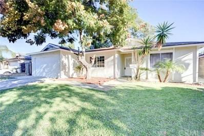 1561 Brentwood Drive, Corona, CA 92882 - MLS#: EV18287655