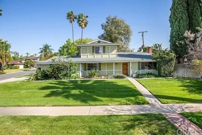 1213 W Clifton Avenue, Redlands, CA 92373 - MLS#: EV18287881