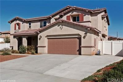13802 Jeanette Court, Moreno Valley, CA 92555 - MLS#: EV18287886