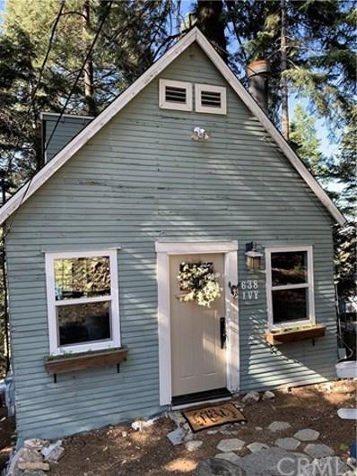 638 Ivy Lane, Lake Arrowhead, CA 92352 - MLS#: EV18288939