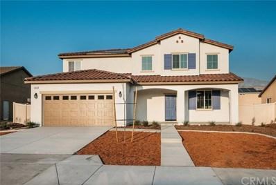 1031 Bordeaux Lane, San Jacinto, CA 92582 - MLS#: EV18289070