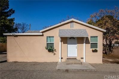 1637 W Williams, Banning, CA 92220 - MLS#: EV18290734