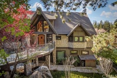 27837 S Peninsula Drive, Lake Arrowhead, CA 92352 - MLS#: EV18291166
