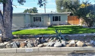 2820 E Street, San Bernardino, CA 92405 - MLS#: EV18294093