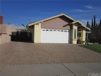 7441 Arroyo Vista Avenue, Rancho Cucamonga, CA 91730 - MLS#: EV18294990