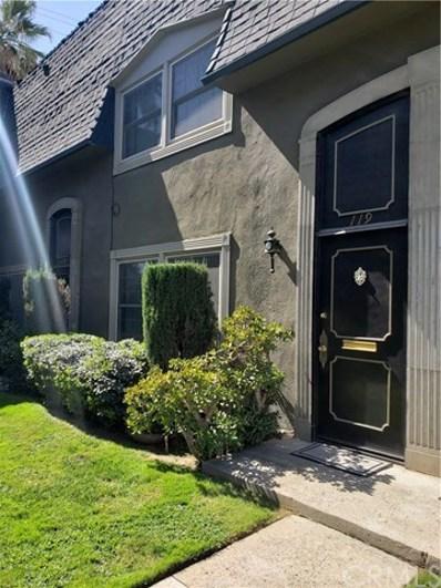 119 E Cypress Avenue, Redlands, CA 92373 - MLS#: EV19001232