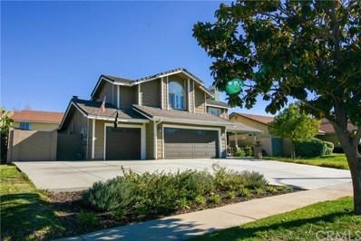 208 Amber Court, Redlands, CA 92374 - MLS#: EV19001324