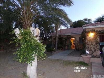 84733 Calle Nogal, Coachella, CA 92236 - MLS#: EV19001865