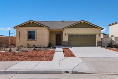 1002 Bordeaux Lane, San Jacinto, CA 92582 - MLS#: EV19002761