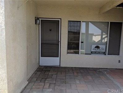 3880 W Jacinto View Road UNIT M, Banning, CA 92220 - MLS#: EV19004817