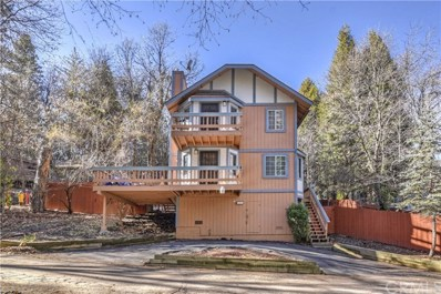 494 Log Lane, Crestline, CA 92325 - MLS#: EV19006635