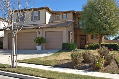 34147 Castle Pines Drive, Yucaipa, CA 92399 - MLS#: EV19007341