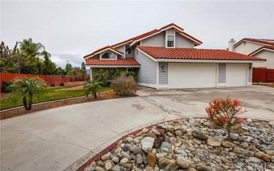 1709 E Highland Avenue, Redlands, CA 92374 - MLS#: EV19010581