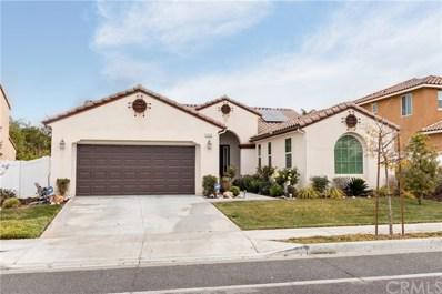 1538 Patterson Ranch Road, Redlands, CA 92374 - MLS#: EV19010914