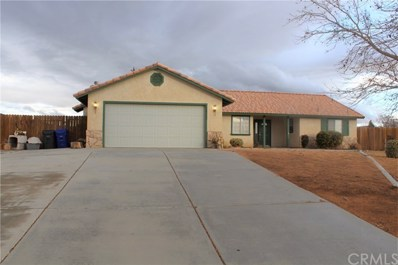 16133 Pauhaska Road, Apple Valley, CA 92307 - #: EV19013015
