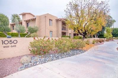 1050 E Ramon Road UNIT 101, Palm Springs, CA 92264 - MLS#: EV19013182