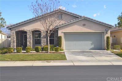 1556 Green Creek, Beaumont, CA 92223 - MLS#: EV19014268