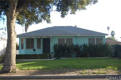 1389 W Evans Street, San Bernardino, CA 92411 - MLS#: EV19014641