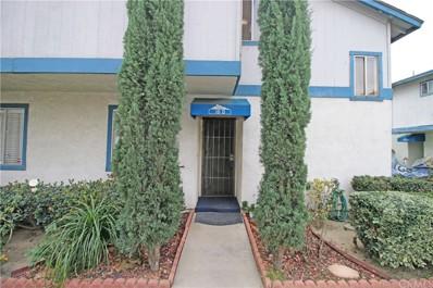 16770 San Bernardino Avenue UNIT E65, Fontana, CA 92335 - MLS#: EV19016207