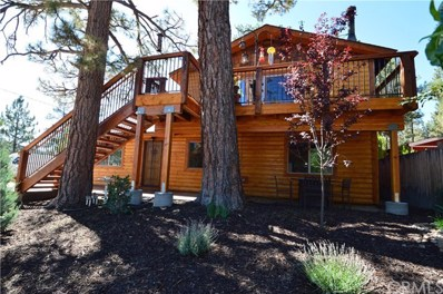 208 Dutch Way, Big Bear, CA 92314 - #: EV19017012