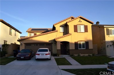 7395 Sleepy Creek Avenue, Fontana, CA 92336 - MLS#: EV19020930