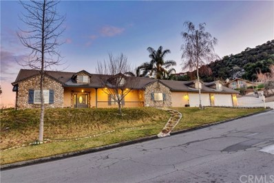 38715 Hummingbird Court, Yucaipa, CA 92399 - MLS#: EV19021205