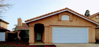 19917 Silvercrest Lane, Riverside, CA 92508 - MLS#: EV19021845