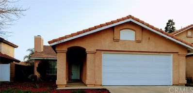 19917 Silvercrest Lane, Riverside, CA 92508 - MLS#: EV19021845