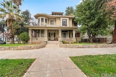 124 W Fern Avenue, Redlands, CA 92373 - MLS#: EV19025310
