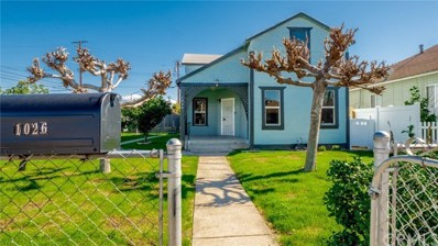 1026 Washington Street, Redlands, CA 92374 - MLS#: EV19026282