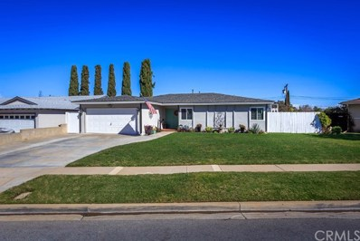 1733 Merrywood Lane, Corona, CA 92882 - MLS#: EV19028665