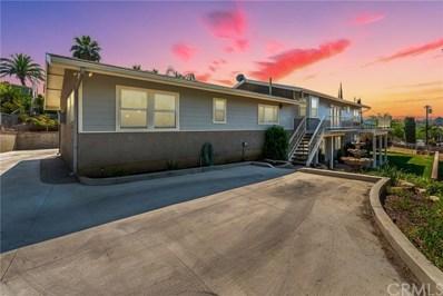 12269 Overcrest Drive, Yucaipa, CA 92399 - MLS#: EV19028807