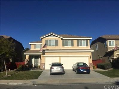 34378 Crenshaw Street, Beaumont, CA 92223 - MLS#: EV19029612