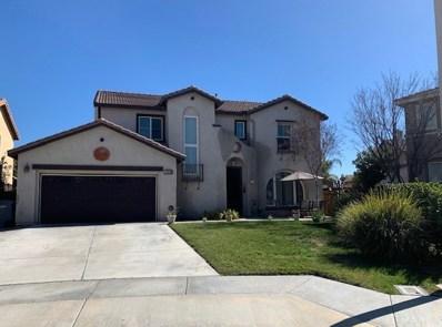 1819 Corova, San Jacinto, CA 92583 - MLS#: EV19032898