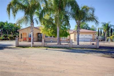 26351 Wheat Street, Menifee, CA 92586 - MLS#: EV19034307