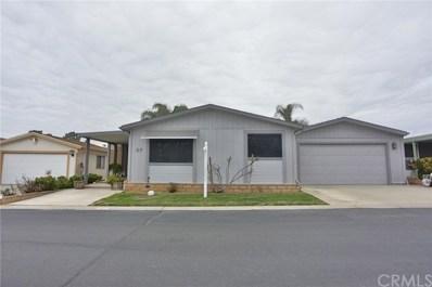 10961 Desert Lawn Drive UNIT 57, Calimesa, CA 92320 - MLS#: EV19034507